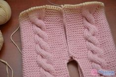 Комбинезон с косами » Вязание - сайт о вязании спицами и крючком