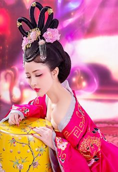Archive for Chinese History, Culture, & Creativity Oriental Fashion, Asian Fashion, Chinese Kimono, Art Asiatique, China Girl, Chinese Culture, Wedding Beauty, Beautiful Asian Girls, Traditional Dresses