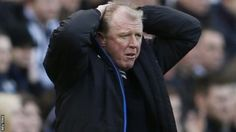 Steve McClaren sacked as Newcastle United head coach