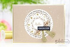 Artisan Blog Hop - Preview new!