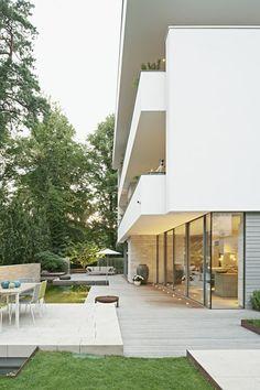 haus srk fuchs wacker architekten bda - Architektur Wohnhaus Fuchs Und Wacker