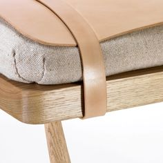 Furniture by Simon Hasan for Vauxhall Collective Leather Furniture, Antique Furniture, Cool Furniture, Furniture Design, Design Desk, Banquettes, Furniture Inspiration, Design Inspiration, Chairs