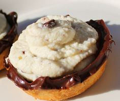 Curts Delectable Creations: Cannoli Dip and Chip Recipe