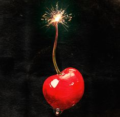 Inspiring animated gif Power of Brocolis - Resolution - Find the image to your taste Cherry Baby, Cherry On Top, Cherry Cherry, The Runaways Cherry Bomb, Cherry Bomb Tattoo, Cherries Jubilee, Wild Girl, Photo Wall Collage, Red Aesthetic