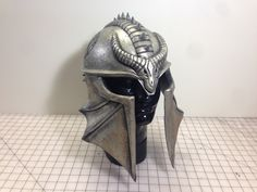 Foam cosplay templates and videos from Evil Ted Smith. Male and female body armor, Inquisitor helmet, foam horns, domes, and war axe patterns to build from.