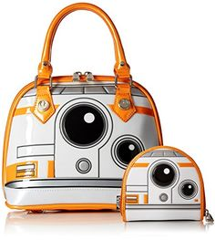 Star Wars The Force Awakens BB8 Dome Bag and Coin Purse Set