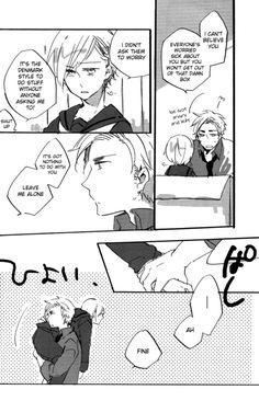 Everything Is Anime and Manga and Nothing Hurts, Hako Iri (DenNor)