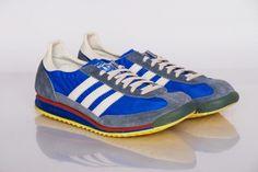 9f167bbd5 adidas Originals SL 72 Air Force Blue (909495)    Retro running shoes
