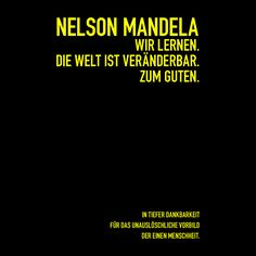 in memoriam nelson mandela Nelson Mandela, Movies, Gratitude, Role Models, Learning, Films, Movie Quotes, Movie