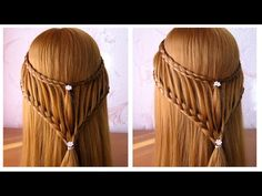 Youtube Hairstyles 40 Amazing Hair Transformations  Easy Beautiful Hairstyles