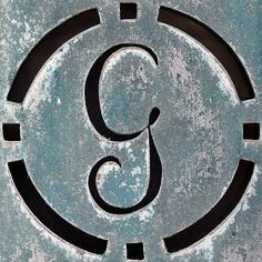 letter G by Leo Reynolds, via Flickr