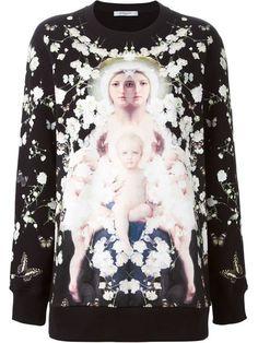 Givenchy Moletom - O' - Farfetch.com