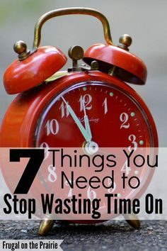 Do you frequently find yourself with a long to-do list that never gets done? These 7 routine activities could be wasting time from your day.