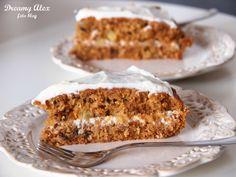 Pyszne i zdrowe ciasto marchewkowe :)