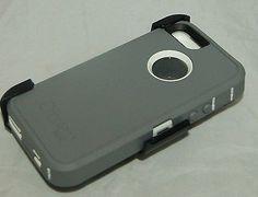New Otterbox Defender series case & Holster belt Clip for Apple Iphone 5S 5 / SE