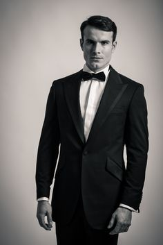 The Montpelier Dinner Suit by Bespoke HQ