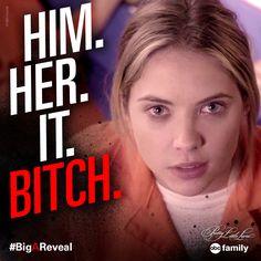 Damn Hanna... | Pretty Little Liars Quotes
