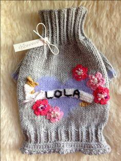 Handmade Chiwowow Custom Sweater
