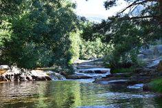 Fotos Atrevidas Brasil,España: LAS HERMOSAS AGUAS EN ARROYOS DE LOS HOYOS River, Outdoor, Brazil, Destinations, Places To Visit, Water, Sweetie Belle, Viajes, Photos