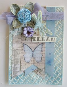 kerrie gurney : L'Aquarelle Collection Cards | Ultimate Crafts