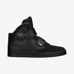 Crazy Men's - Nike Flystepper 2k3 Trainer - Black / Anthracite Shoes Outlet