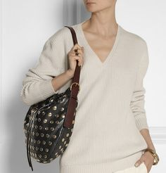 Marc Jacobs Nomad, dressed up with polka dots, but not polka dots in a traditional sense..