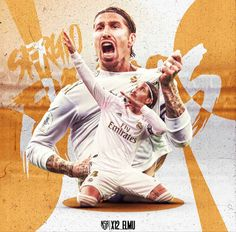 Paper Background, Textured Background, Sports Graphic Design, Posters, Football, Sergio Ramos, Real Madrid Football, Icons, Chart