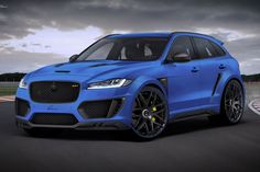 The LUMMA Design kit for the Jaguar F-PACE will go on sale in the third quarter of the year, and will also include interior customization options. Description from fpaceforum.com. I searched for this on bing.com/images