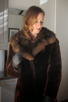 a second glance.: A Canadian's guide to jackets: the fur coat