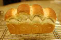 Japanese Milk Bread (Tangzhong or Water Roux method) I've always loved the soft, slightly sweet, Japanese bakery bread that can be found in most Asian markets.