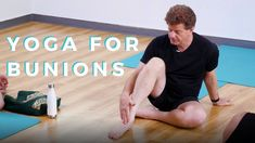 Want to know how to get rid of a bunion? Yoga is a great treatment for bunions. Doug Keller will show you several bunion reversal exercises. Doug will go ove. Yoga International, Online Yoga Classes, Dance Tips, Bunion, Yoga For Flexibility, Yin Yoga, How To Get Rid, Pain Relief, Fitness Motivation