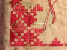 Hardanger Embroidery with Wrapping with Doves Eyelets – Viral Patterns Types Of Embroidery, Hand Embroidery Designs, Embroidery Patterns, Hardanger Embroidery, Embroidery Stitches, Needlepoint Stitches, Needlework, Drawn Thread, Satin Stitch