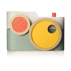 The Twig Co. | The New Pixie Camera. Choose your own colors & build your own toy camera!