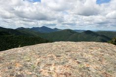 Vue sommet, Saddelback, Adirondacks, New-York, Août 2016 Photos, Mountains, Usa, Nature, Travel, Upstate New York, Pictures, Naturaleza, Viajes