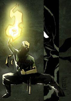 Iron Fist - Kim Jacinto