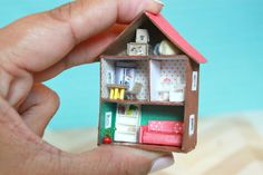 DIY Miniature Dollhouse