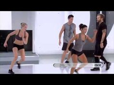 Bob Harper Tone & Tighten: At-Home Total Body 60 Minute Cardio Workout with Weights - Intermediate/Advanced Level Fitness Workouts, Sport Fitness, Body Fitness, Fun Workouts, Fitness Tips, Health Fitness, Body Workouts, Bob Harper Workout, Body Transformation Workout