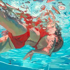 Water Paintings by Samantha French