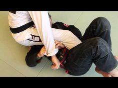 Kurt Osiander's Move of the Week - Deep Half Guard Sweep - YouTube