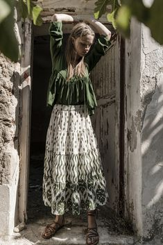 Niso, the Greek sea nymph who loved the creation and beauty of greek islands, is revived through the modern brand for women's clothes and accessories by unique fabrics. Greek Sea, Lace Skirt, Midi Skirt, Clothes For Women, Unique, Skirts, Beauty, Collection, Fashion