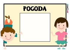 Pogoda - obrazki oraz plansza do pobrania - Pani Monia Bujo, Origami, Family Guy, Education, How To Plan, Fictional Characters, Art, Art Background, Kunst