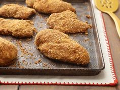 Oven-Fried Chicken #RecipeOfTheDay