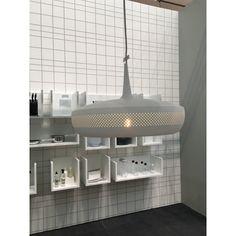 Vita Clava Dine hanglamp met zwart snoer