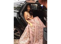 Aishwarya Rai Bachchan dazzles in gold at Cannes 2016 Deep Red Lips, Aishwarya Rai Bachchan, Elie Saab, Cannes, Red Carpet, Gowns, Formal Dresses, Fashion, Vestidos