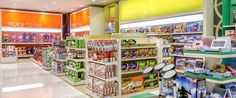 Point Design : SM Toy Kingdom Aura | Taguig, Philippines