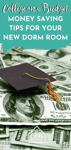 College on a Budget: Money-Saving Tips for Starving Students - Clarks Condensed - Finance tips, saving money, budgeting planner Ways To Save Money, Money Tips, Money Saving Tips, Money Savers, College Student Budget, College Fun, College Tips, Going Back To College, Savings Planner