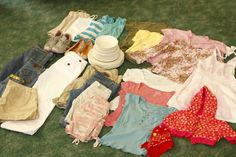 Six things to buy at thrift stores. Love the entire section of this blog on frugality. Great ideas!