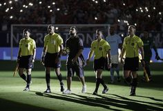 Drake Photos - Rapper Drake brings out the game ball with the officials at NRG Stadium on July 20, 2017 in Houston, Texas. - International Champions Cup 2017 - Manchester United v Manchester City