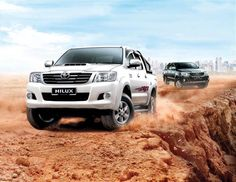 Promosi Proton, Perodua, Toyota & Naza Kia 2013: Promosi Toyota 2013 - Toyota Hilux 2.5 G Double Cab (manual)