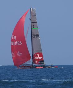 32º America´s Cup - Louis Vuitton Cup - Valencia 2007.Final L/V Cup : New Zeland/Luna Rossa. Winner New Zeland.